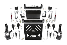 (SKU:24130) 6IN GM SUSPENSION LIFT KIT (15-18 CANYON/COLORADO 4WD)