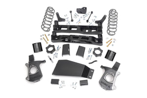 (SKU:281) 5IN GM SUSPENSION LIFT KIT (07-13 TAHOE/YUKON)