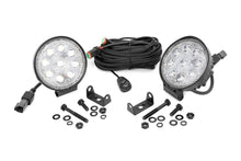 (SKU: 70804) 4-INCH LED ROUND LIGHTS