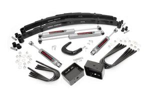 (SKU: 235-88-92.20) 2IN GM SUSPENSION LIFT SYSTEM (52IN REAR SPRINGS)