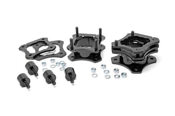 (SKU:871) 2.5-3IN TOYOTA LEVELING KIT (07-18 TUNDRA 2WD)
