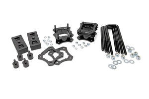 (SKU:873) 2.5-3IN TOYOTA LEVELING LIFT KIT (07-18 TUNDRA 2WD)