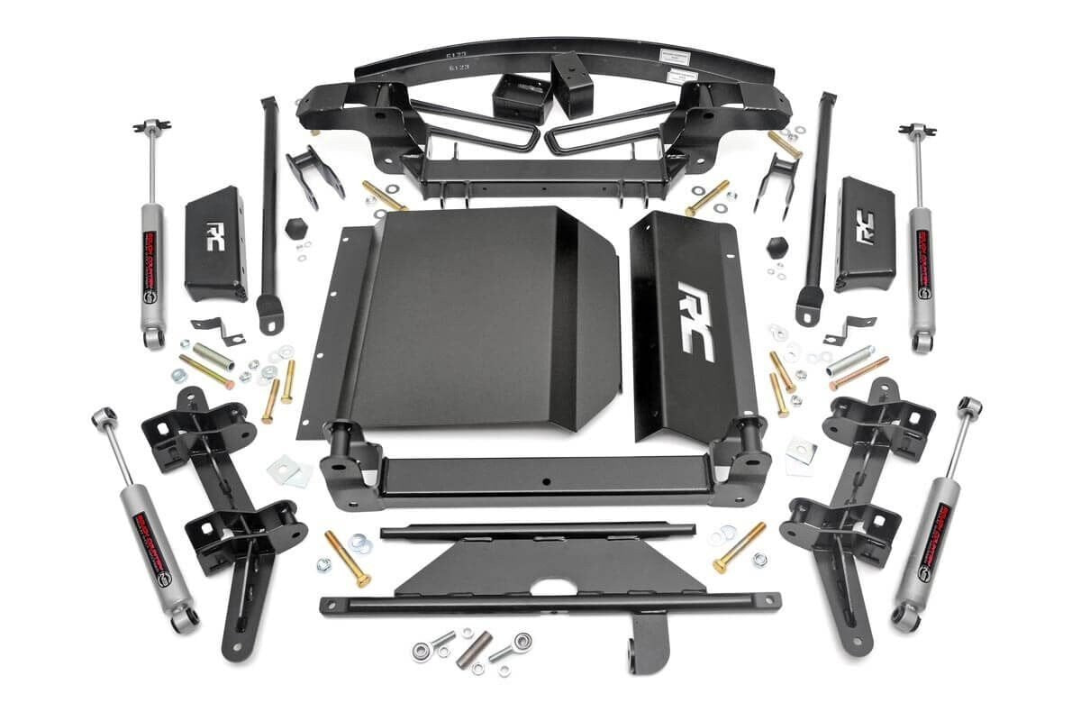 (SKU:276.20) 6IN GM SUSPENSION LIFT KIT