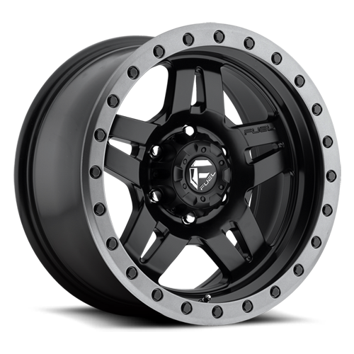 FUEL WHEELS  ANZA 18x9 5x5.0  01