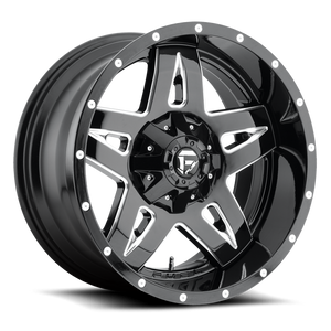 FUEL WHEELS  Full Blown 18x9 6x135 6x5.5 01