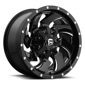 FUEL WHEELS  Cleaver 22x12 5x5.5 5x150 -44