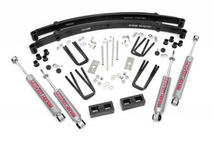 (SKU: 710.20) 3IN TOYOTA SUSPENSION LIFT SYSTEM