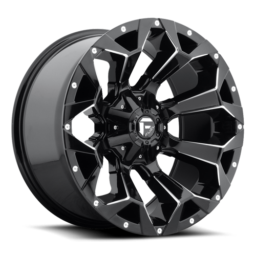 FUEL WHEELS  Assault 18x9 6x135 6x5.5 -12