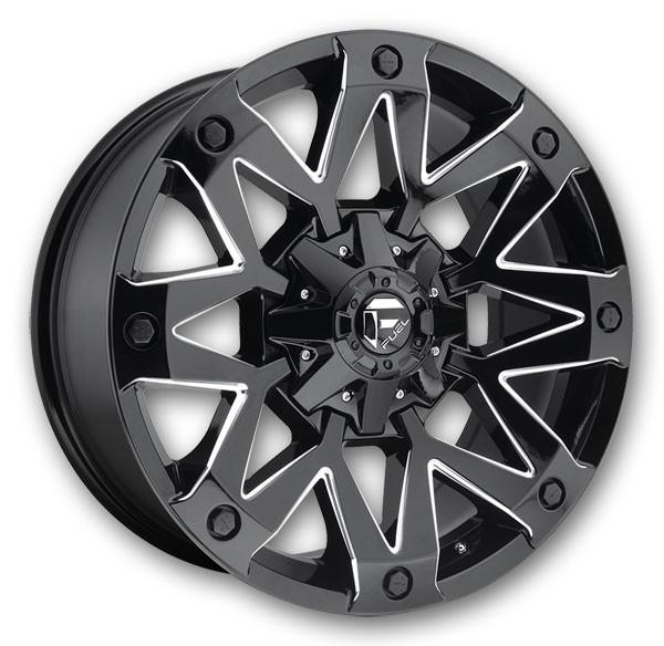 FUEL WHEELS  Ambush 20x9 8x180  20