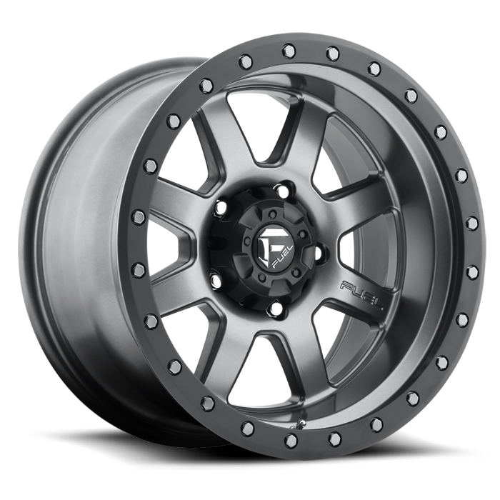 FUEL WHEELS  TROPHY 20x9 6x5.5  01