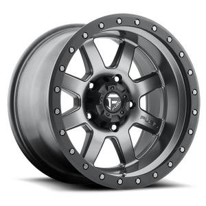 FUEL WHEELS  TROPHY 20x9 5x5.0  -12