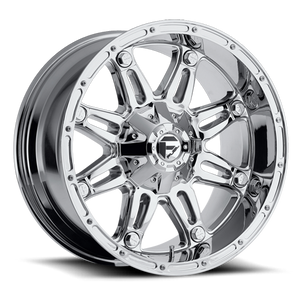 FUEL WHEELS  Hostage 17x9 6x4.5 6x5.5 -12