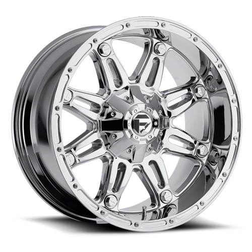 FUEL WHEELS  Hostage 20x10 8x6.5  -18