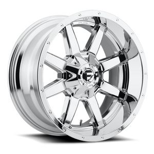 FUEL WHEELS  Maverick 20x10 5x4.5 5x5.0 -12