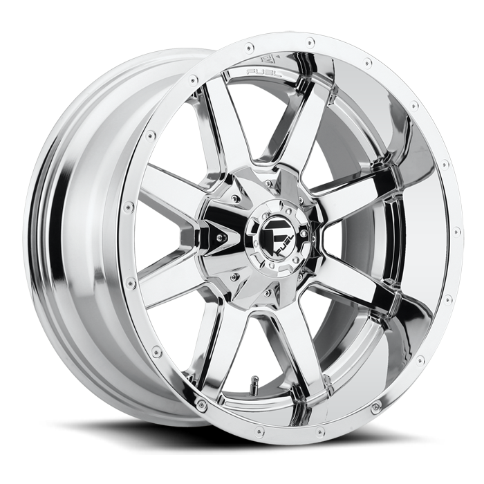 FUEL WHEELS  Maverick 20x12 8x6.5  -44