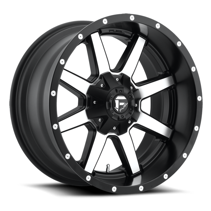 FUEL WHEELS  Maverick 20x12 6x135 6x5.5 -44