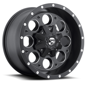 FUEL WHEELS  Revolver 15x8 6x5.5  -18