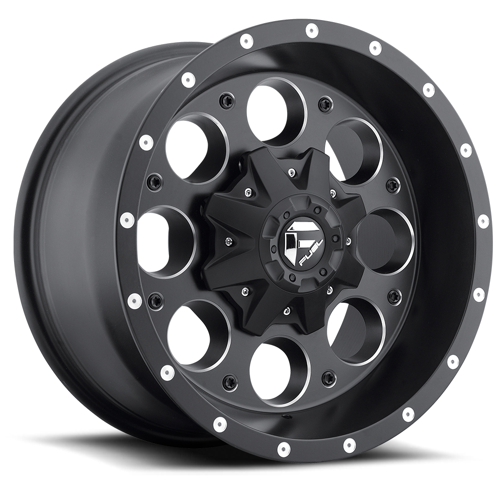 FUEL WHEELS  Revolver 20x9 5x4.5 5x5.0 01