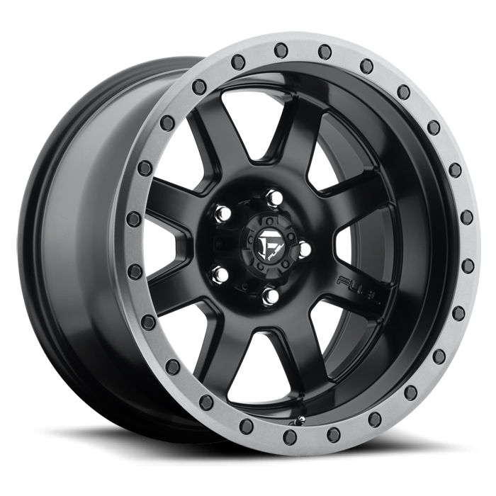 FUEL WHEELS  TROPHY 18x9 6x5.5  20