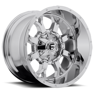 FUEL WHEELS  Krank 20x10 8x6.5  -24