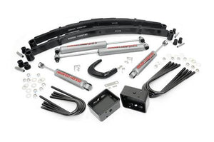 (SKU: 126.20) 6IN GM SUSPENSION LIFT SYSTEM (52IN REAR SPRINGS)