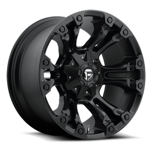 FUEL WHEELS  Vapor 17x10 6x135 6x5.5 -18
