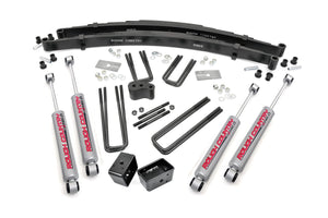 (SKU: 306.20) 4IN DODGE SUSPENSION LIFT KIT (DANA 60)