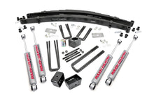 (SKU: 340.20) 4IN DODGE SUSPENSION LIFT SYSTEM (DANA 44)