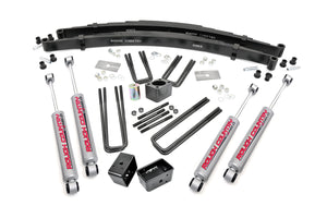 (SKU: 341.20) 4IN DODGE SUSPENSION LIFT SYSTEM (DANA 60)