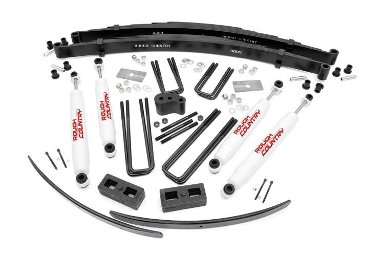 (SKU: 320.20 ) 4IN DODGE SUSPENSION LIFT KIT