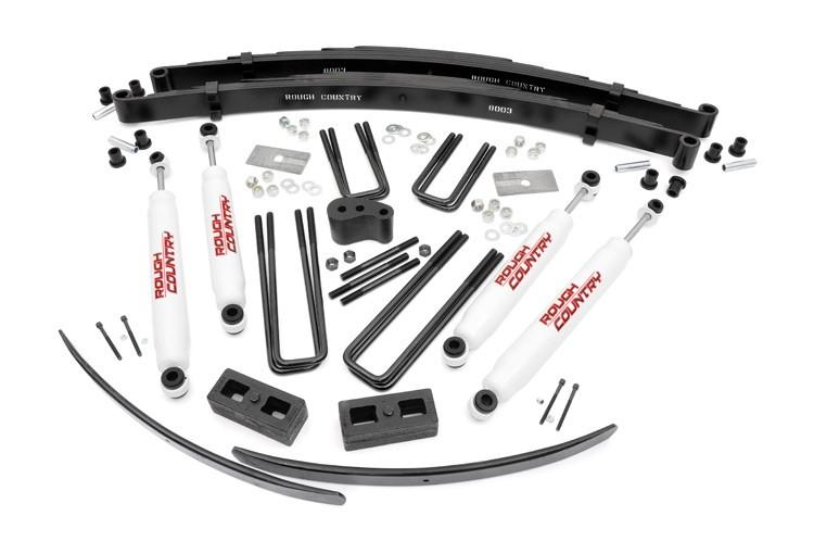 (SKU: 325.20) 4IN DODGE SUSPENSION LIFT KIT