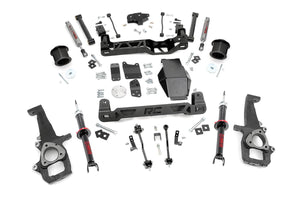 (SKU:329S) 6IN DODGE SUSPENSION LIFT KIT (09-11 RAM 1500 4WD)