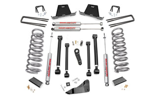 (SKU: 350.20) 4IN DODGE SUSPENSION LIFT SYSTEM