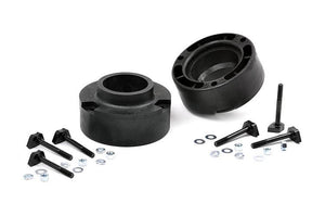 (SKU:374B)  2.5IN DODGE LEVELING COIL SPACERS (94-13 RAM 2500 4WD)