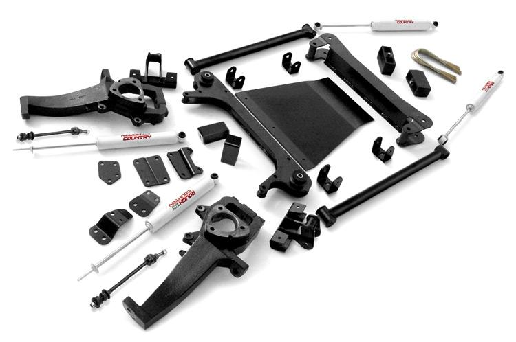 (SKU: 381.20) 5IN DODGE SUSPENSION LIFT KIT