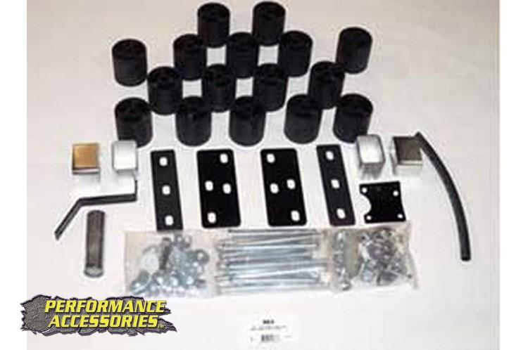 (SKU: BL863) 3IN FORD BODY LIFT KIT (NEW BODY STYLE)