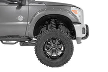 (SKU: F-F21111) FORD POCKET FENDER FLARES | RIVETS (11-16 F-250/350)