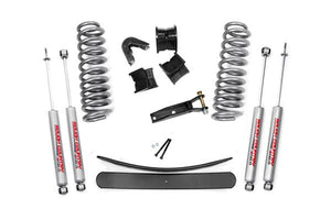 (SKU: 400-70-76.20) 2.5IN FORD SUSPENSION LIFT KIT