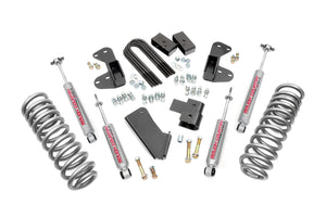 (SKU: 425.20) 2.5IN FORD SUSPENSION LIFT KIT