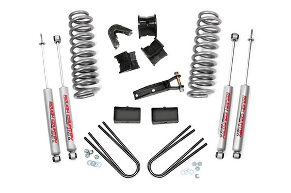 (SKU: 445-70-76.20) 4IN FORD SUSPENSION LIFT KIT