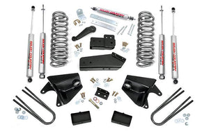 (SKU: 465.20) 4IN FORD SUSPENSION LIFT KIT