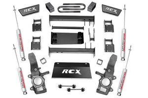 (SKU: 476.20) 5IN FORD SUSPENSION LIFT KIT