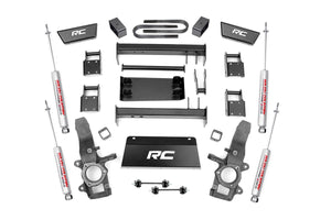 (SKU: 477.20) 4IN FORD SUSPENSION LIFT KIT