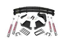 (SKU: 481.20) 5IN FORD SUSPENSION LIFT KIT (00-05 EXCURSION 4WD)