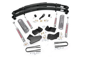 (SKU: 485.20) 4IN FORD SUSPENSION LIFT SYSTEM
