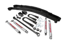 (SKU: 487.20) 3IN FORD SUSPENSION LIFT KIT (00-05 EXCURSION 4WD)