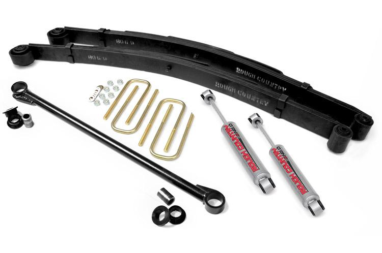(SKU:489.20) 2.5IN FORD LEVELING LIFT KIT (99-04 F-250/350 4WD)