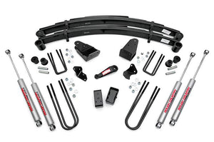 (SKU: 491-82-82.20) 4IN FORD SUSPENSION LIFT KIT