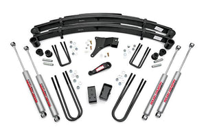 (SKU: 491-86-98.20) 4IN FORD SUSPENSION LIFT KIT