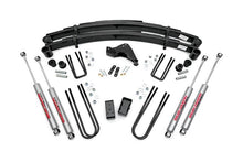 (SKU: 495.20) 4IN FORD SUSPENSION LIFT KIT